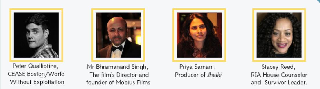 Names of panelists