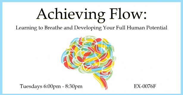 EXP-0076-F Achieving Flow: Learning to Breathe and Developing Your Full Human Potential