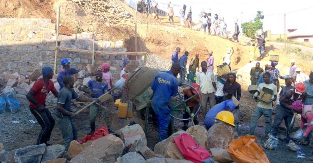 Impact of Architecture on the Rwandan Community by Bruce Ahirwe (EG'21)