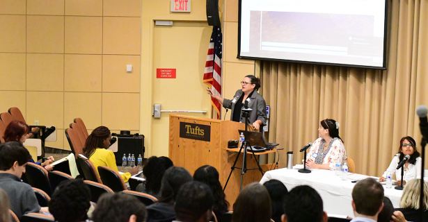 Fletcher Conference on Decolonizing International Relations by Farah Momen (F'20)