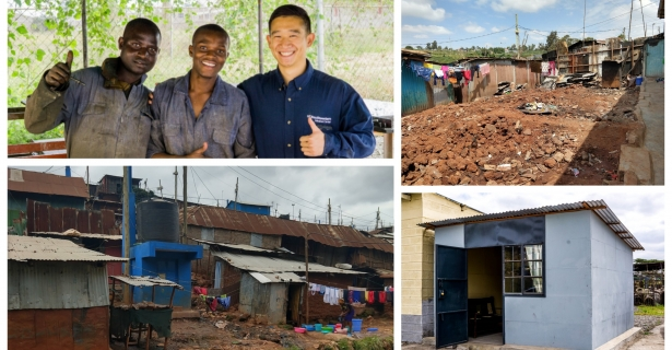 Your Place, My Place: Investing in the Strength of Nairobi's Informal Settlements by Geoffrey Tam (F'20)