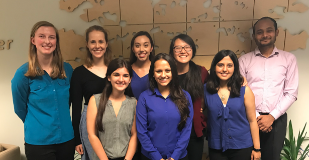 Changing the World, One Community at a Time by Grishma Rimal (F'19)