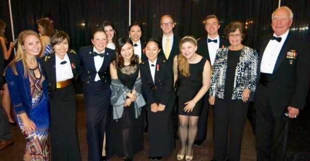 ALLIES at the Naval Academy Foreign Affairs Conference