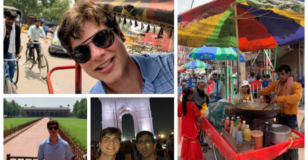 Welcome to India! By Jake Gould (A'22)