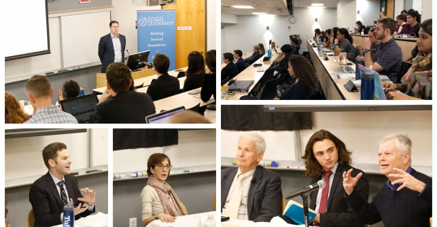 """NIMEP Symposium on """"Yemen: Civil Conflict and Intervention"""" by Taylor Lewis and Colin Kennedy"""