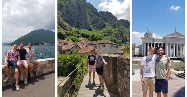 A Balkan Adventure Continued by Noah Zussman (A'20)