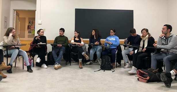 The Latin American Committee: Exploring Migration by Santiago Moguel (A'22)