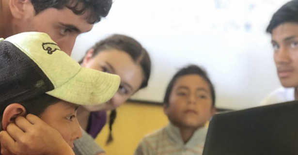 Implementing Koombook in Jatumpamba, Ecuador by Cristina da Gama (A'19)