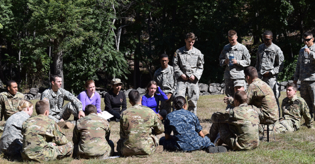 Trip to West Point for the Key Leader Engagement Exercise by Senior Joshua Golding