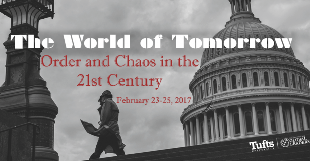 """EPIIC Symposium """"The World of Tomorrow: Order and Chaos in the 21st Century"""""""