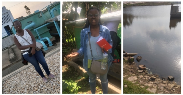 To the Waters Initiative by Magnifique Mukundwa (E'20)