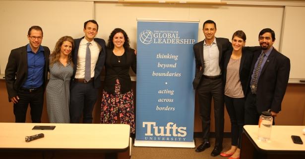 Martel Scholar Presentations 2015