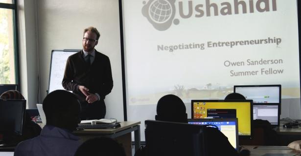 Negotiating Entrepreneurship