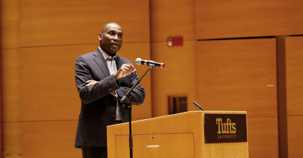 Preventing Deadly Conflict Lecture with Professor Abiodun Williams by Atrey Bhargava (A'21)