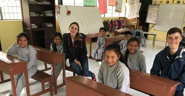 BUILD Latin America is working on expanding the KoomBook program to three additional communities in Ecuador by Matthew Johnson
