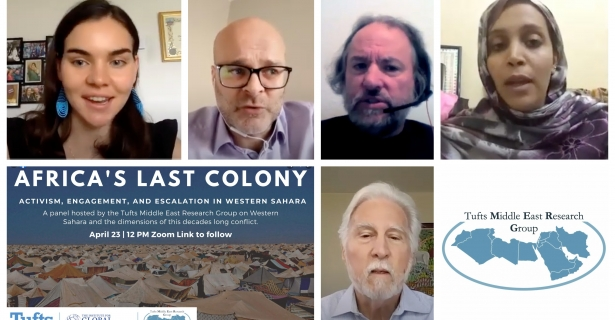Africa's Last Colony: International Law Ignored by Connor Doyle (A'21)