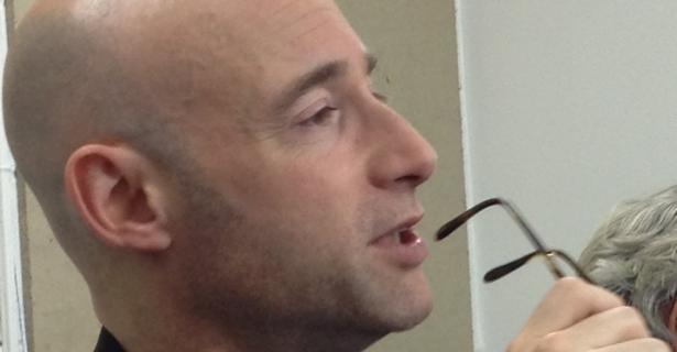 Matt Bai Speaks with PNDP Class