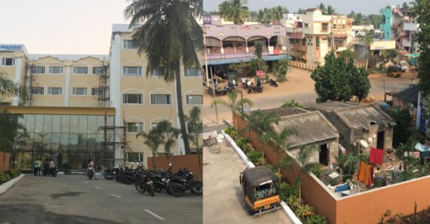 Kuchipudi, India: Building Hospitals for Rural Communities by Sachin Vallamkonda (A'21)